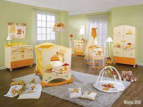 Как обустроить комнату для новорожденного ребенка