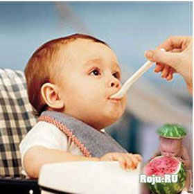 Температура пищи для ребенка и поведение за столом