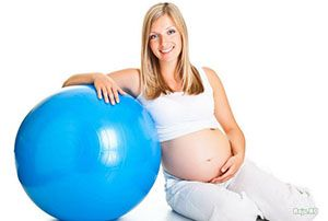 14 полезных упражнений для беременных - готовимся рожать