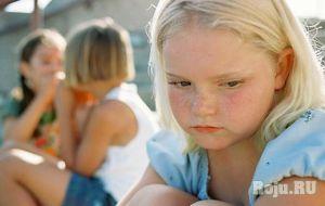 Если ребенок замкнулся в себе и не идет на контакт